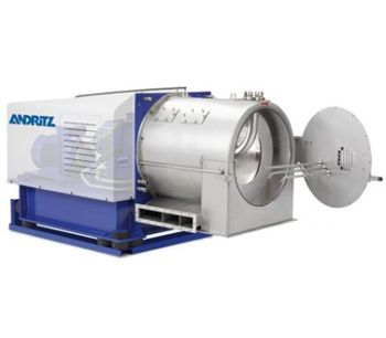 Krauss-Maffei - Model SZ - Pusher Centrifuge