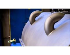Ventilation opening of the ANDRITZ CENSOR centrifuge