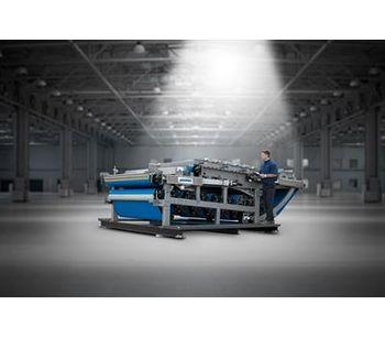ANDRITZ - Model SMX-Q - Belt Press