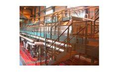 Andritz - Sludge Drying Process System