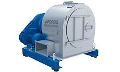 Andritz - Model AH - Screen Scroll Centrifuge