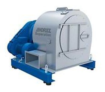Andritz - Model AH - Screen Scroll Centrifuge