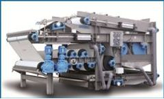 PowerPress - Mechanical Dewatering Belt Presses
