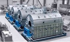 Andritz - Model YU - Vacuum Drum Filter