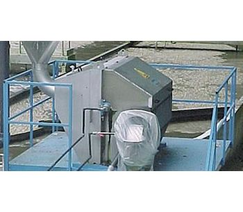 Wastewater Pre-Treatment Rotary Drum Screens-2