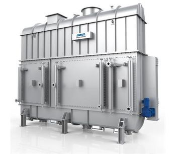 ANDRITZ - Model HDC - Fluid Bed Drying-Cooling System