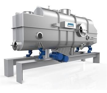 ANDRITZ - Model VDC - Fluid Bed Drying-Cooling System