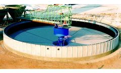 ANDRITZ - Model THK - Conventional Thickener