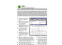 Jade Noise 2.7 Noise Monitoring Software Brochure