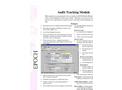 EPOCH Audit Tracking Module Brochure