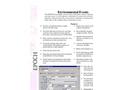 EPOCH Environmental Events Brochure