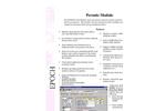 EPOCH Permits Module Brochure