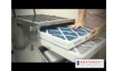 Abatement Technologies® PAS2400 Product Overview - Video