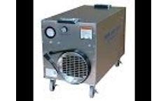 OmniAire 600V & 1000V HEPA Negative Air Machines - Video