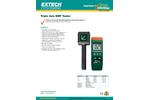 Extech - Model 480826 - Triple Axis EMF Tester - Datasheet