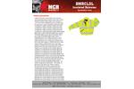 MCR - Model BMRCL3LLRC - Luminator Bomber Jacket, L - Datasheet