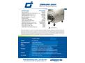 OmniAire - Model 2000V - HEPA Air Filtration Machine - Datasheet