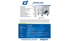 OmniAire - Model 2200C - HEPA Air Filtration Machine - Datasheet