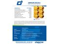OmniAire - Model 600 Nitro (600N) - Portable HEPA Air Scrubber - Datasheet