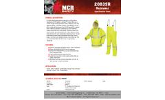MCR Luminator™ - Model 2083SR - Class 3 Rainsuit - M - Brochure