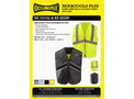 OccuNomix MiraCool - Model Plus - Cooling Vest - Brochure