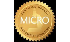 Micro Health & Safety Technician Course