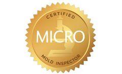 MICRO - Certified Mold Inspector (CMI) Course