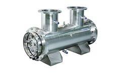 Model NCM Series Chamber Type - Medium Pressure UV Disinfection Systems