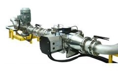 Model NIM Series Inline Type - Medium Pressure UV Disinfection System