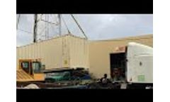 ADVANCEES - DESALINATION - SERIES: LSWRO / Seawater Reverse Osmosis (RO) system 400,000 US GPD Shipment – Video