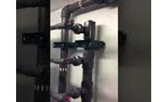ADVANCEES - BRACKISH WATER - SERIES: SBWRO / SOLAR Brackish Water Reverse Osmosis (RO) system 100,000 US GPD capacity - Video