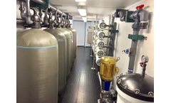 ADVANCEES - SOLAR SWRO Containerized Seawater Reverse Osmosis Systems