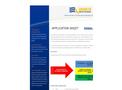 ADVANCEES - Desalination Data Sheet