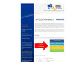 ADVANCEES - High TDS Reduction - Data Sheet