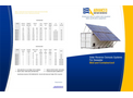 ADVANCEES SSWRO Solar Seawater Reverse Osmosis System Standard Unit from 15,000 TO 66,000 US GPD - Brochure