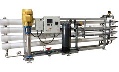 ADVANCEES - Brackish Water Reverse Osmosis System 60,000 GPD - Video
