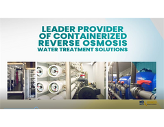 Water Treatment Reverse Osmosis Solutions