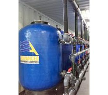 Brackish and Seawater Containerized Systems / water treatment / Reverse Osmosis-1