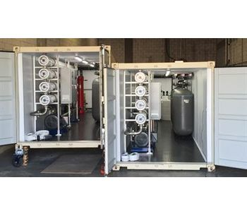Brackish and Seawater Containerized Systems / water treatment / Reverse Osmosis-3