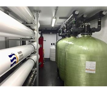 Brackish and Seawater Containerized Systems / water treatment / Reverse Osmosis-2