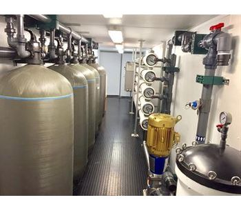Brackish and Seawater Containerized Systems / water treatment / Reverse Osmosis-4