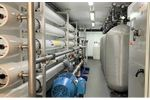 ADVANCEES - Model RO CONTAINERIZED - Reverse Osmosis (RO) Containerized Water Systems