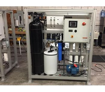 Small Seawater Reverse Osmosis Systems-2