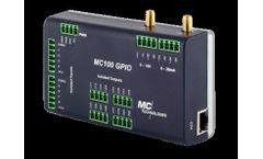 GPIO - Model MC100 - LTE IoT Gateway