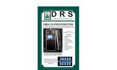 DRS - Model CD - Photometer - Datasheet