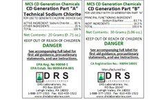 DRS - Model MCS CD - Generation Chemicals