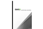 RW Simon - Lightweight C & D Blade Systems Brochure