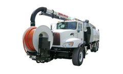 AllJetVac - Model R Series - Sewer Cleaner
