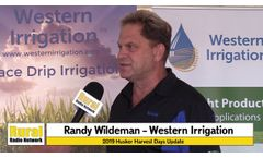 Picking The Right Sub-Surface Drip Irrigation System - Western Irrigation Spotlight - Video