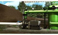 Rivulis - Corn Irrigation, Surface Drip Irrigation - Video
